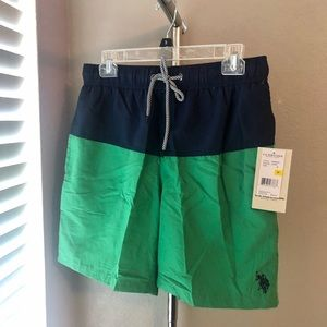 US. POLO Apparel Shorts Swim Trunks Size M